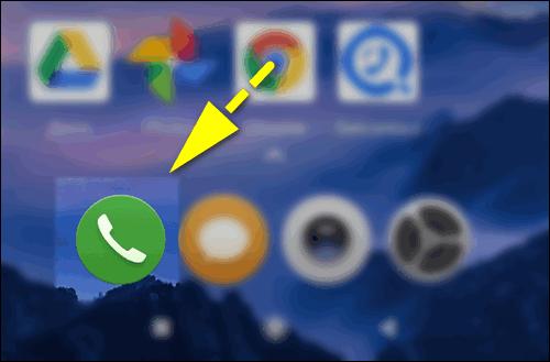приложение телефон контакты Xiaomi MIUI 11