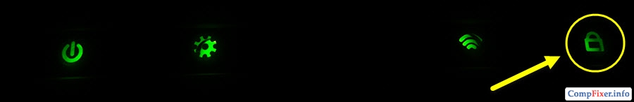 TL-WA701ND: индикаторы