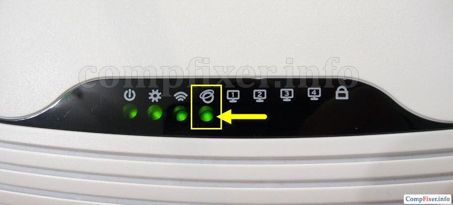 Подключение к провайдеру на роутере TP-Link