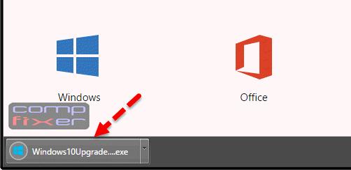 запустите файл update
