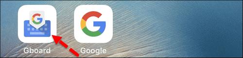 Настройки Gboard на iPhone