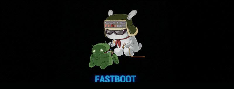 Fastboot Mode Xiaomi